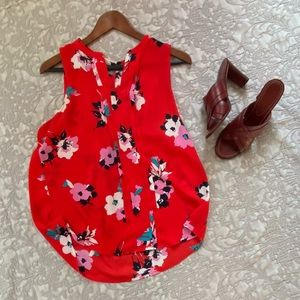 Gorgeous Market and Spruce blouse